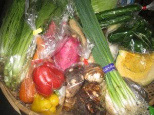 コスモス広場の取り扱い商品カテゴリ - 産直野菜