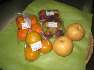 コスモス広場の取り扱い商品カテゴリ - 産直果物